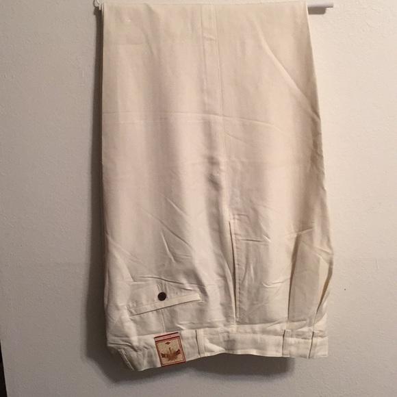 Caribbean Joe dress pants NWT size 42-30